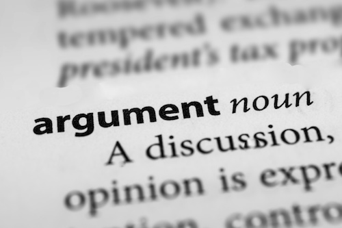 how to have an argumentamos ipl